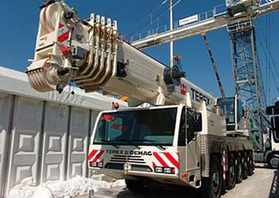 Terex AС 140 Compact